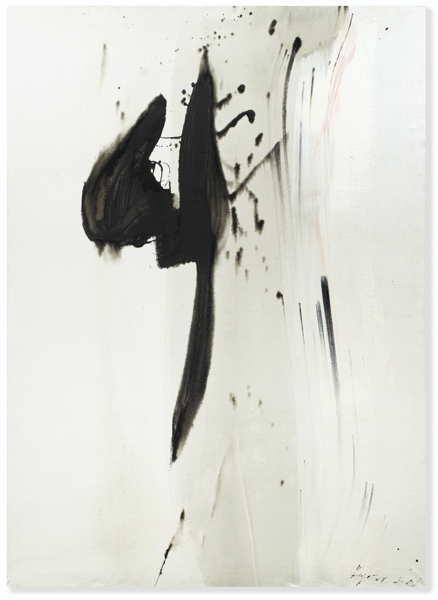 Jean Degottex-Haiga II-1961