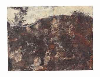 Jean Dubuffet-Paysage-1951