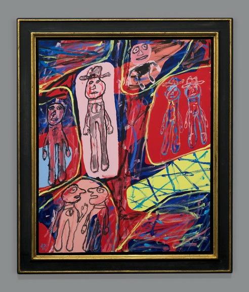 Jean Dubuffet - Prestations