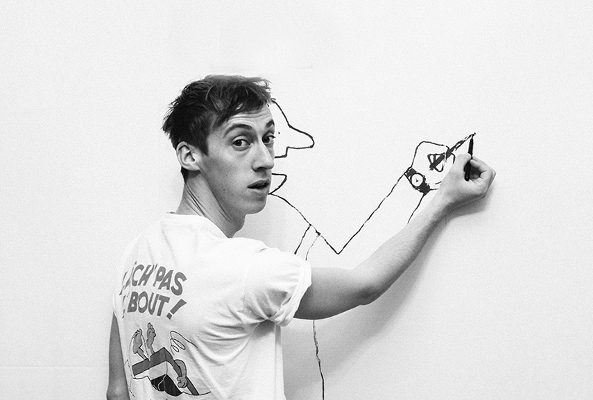 Jean Jullien 2015 like video work shared just 2015 like video work shared just media link media link