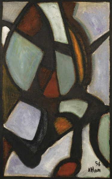 Jean-Michel Atlan-Untitled-1956