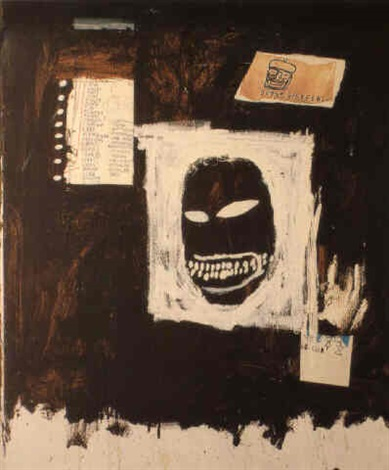 Jean-Michel Basquiat-Birks-1985