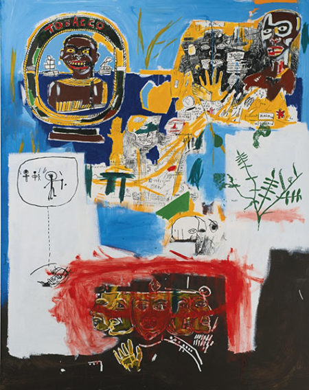 Jean-Michel Basquiat-Campaign-1984
