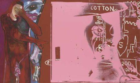 Jean-Michel Basquiat-Casa Del Popolo-1984