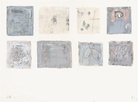 Jean-Michel Basquiat-Composition-