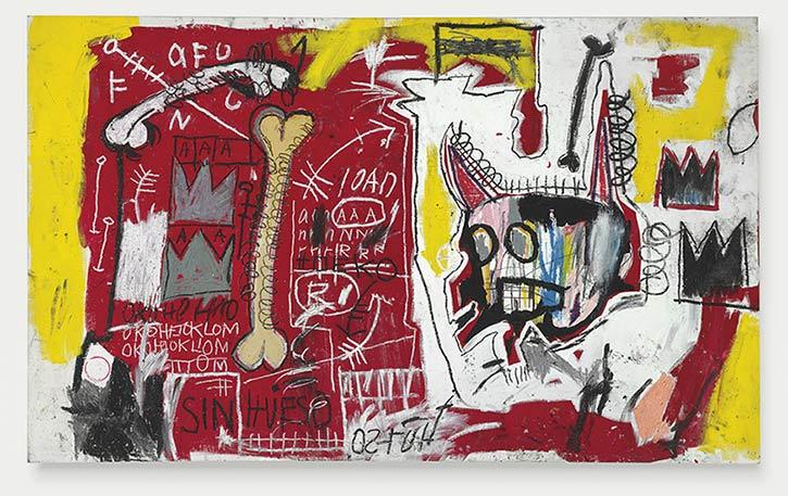 Jean-Michel Basquiat-Do Not Revenge-1982