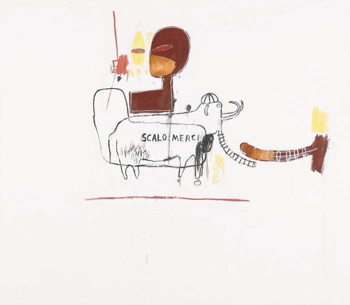 Jean-Michel Basquiat-Emblem-1984