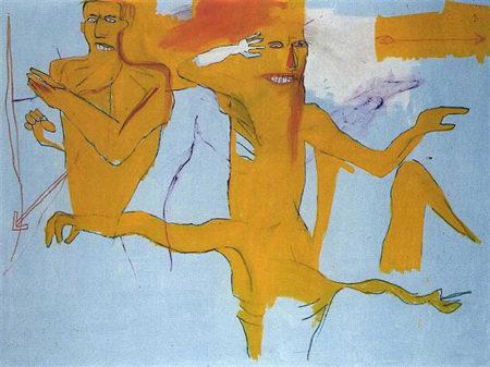Jean-Michel Basquiat-Exercisio-1984
