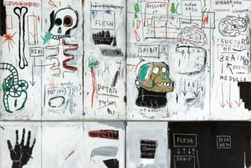 Why was Basquiat's