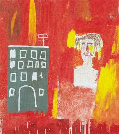Jean-Michel Basquiat-Hallop-1983