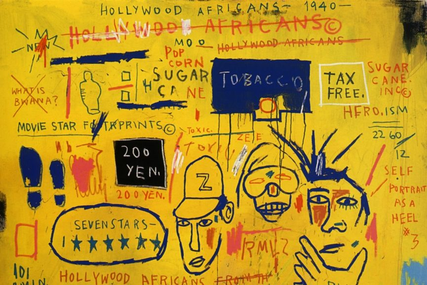 Jean-Michel Basquiat First Edition Print Sale Authorized by the Artist's Estate – First Time in 10 Years !