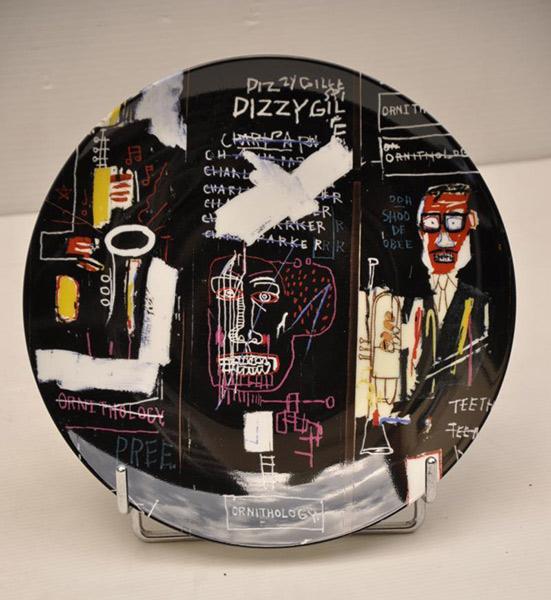 Jean-Michel Basquiat-Horn Players-1983