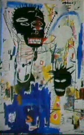 Jean-Michel Basquiat-I.S.B.N-1985