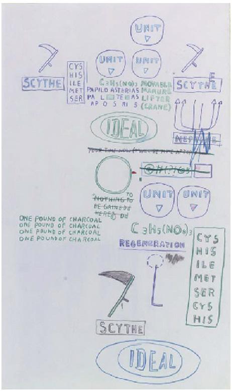 Jean-Michel Basquiat-Ideal-1987
