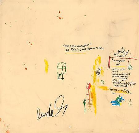 Jean-Michel Basquiat-In Color-1986