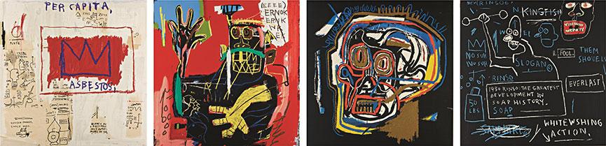 Jean-Michel Basquiat-Jean-Michel Basquiat Editions-1982