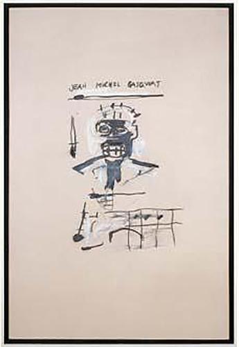 Jean-Michel Basquiat-Jean Michel Basquiat-1983