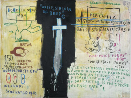 Jean-Michel Basquiat-Job Analisis-1983