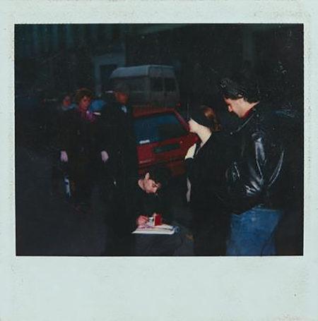 Jean-Michel Basquiat-Kelle Inman & Louis Jean-1987