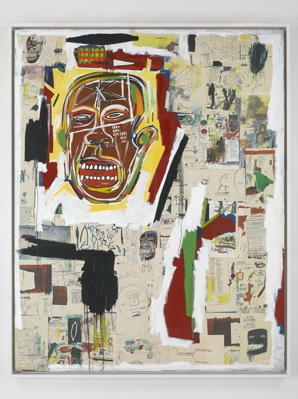 Jean-Michel Basquiat - King of the Zulus