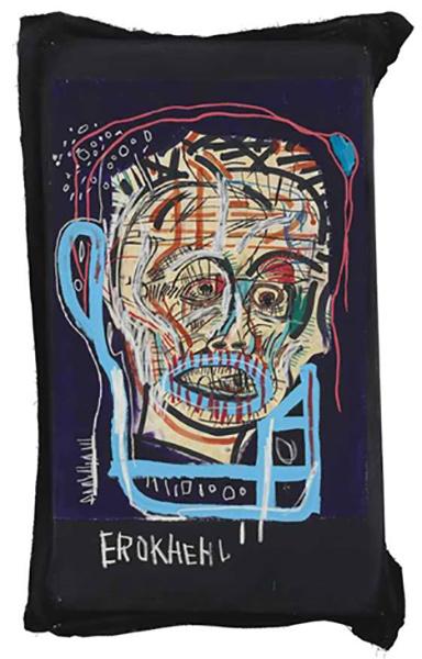 Jean-Michel Basquiat-Made in Japan I-1982
