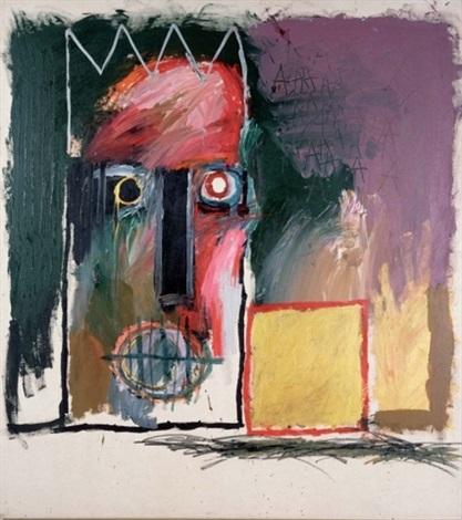 Jean-Michel Basquiat-Masque-