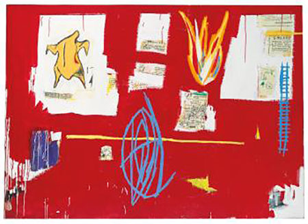 Jean-Michel Basquiat-Parts-