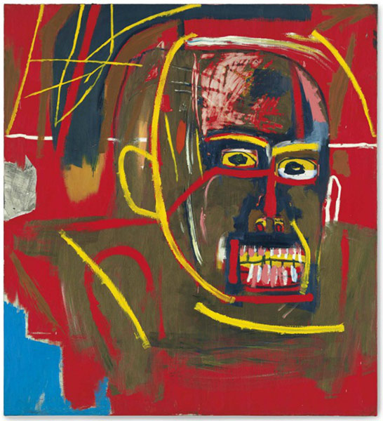 Jean-Michel Basquiat-Pre-Agrav-1984