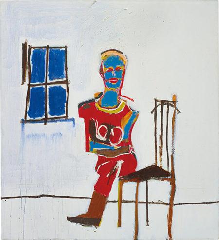Jean-Michel Basquiat-Rodo-1984