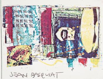 Jean-Michel Basquiat-Sans titre-