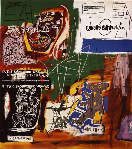 Jean-Michel Basquiat-Sienna-1984