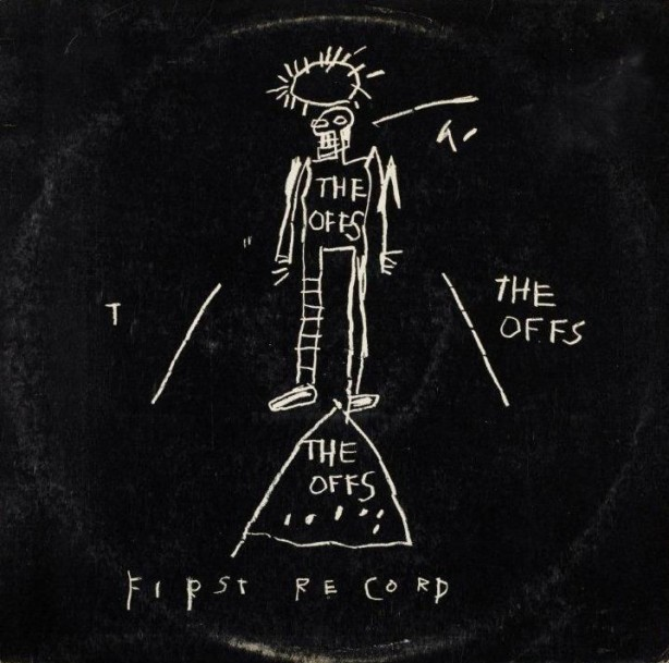 Jean-Michel Basquiat-The Offs-1984