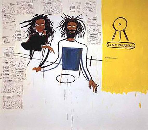 Jean-Michel Basquiat-Ting-1984