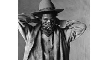 Yutaka Sakano - Jean-Michel Basquiat, Tokyo, 1983