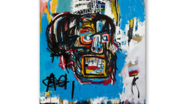 Jean-Michel Basquiat - Untitled, 1982