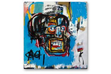 Jean-Michel Basquiat - Untitled, 1982