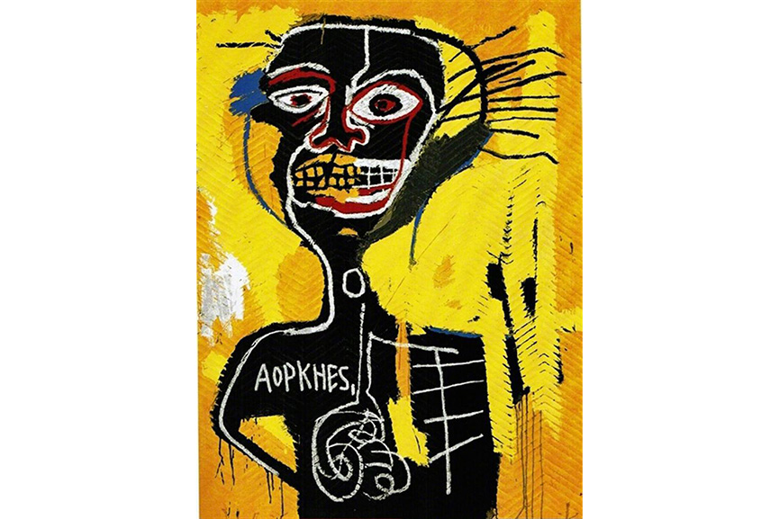 Jean-Michel-Basquiat-Untitled-II-Suite-of-4-works