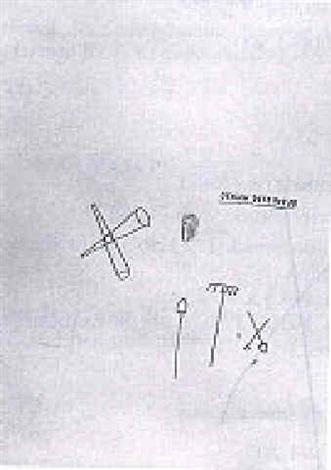 Jean-Michel Basquiat-Untitled (Oxygen Destroyer)-1987