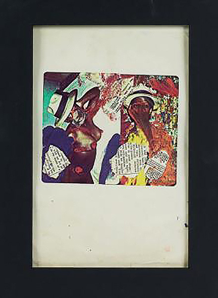 Jean-Michel Basquiat-Untitled-1979