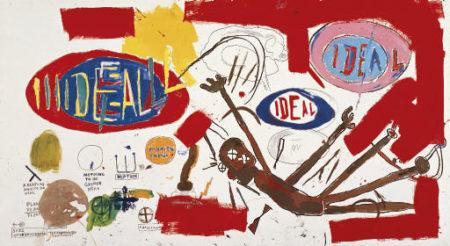 Jean-Michel Basquiat-Victor 25448-1987