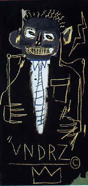 Jean-Michel Basquiat-Vndrz-1982