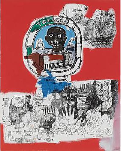 Jean-Michel Basquiat-Logo-1984
