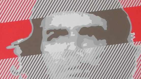 Jean-Michel Gnidzaz - Le Ché (detail), neo-pop