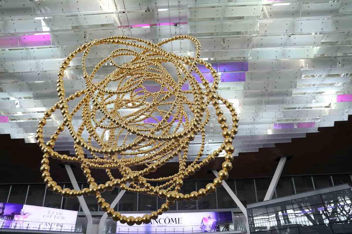 Jean-Michel Othoniel - Cosmos in Qatar, Doha
