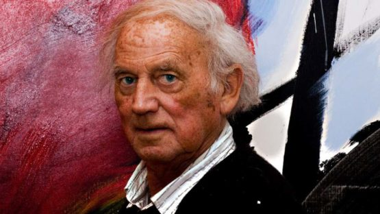 Jean Miotte - profile, abstract art, l'art informel