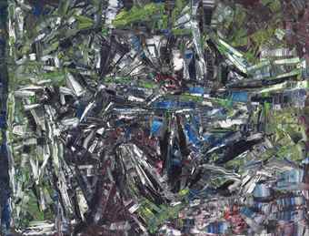 Jean-Paul Riopelle-Carros-1966