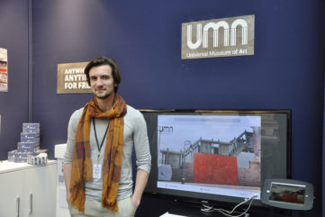 Iconic Walls of Street Art in One Place - in Virtual Reality! - Thanks to the UMA at UAF Paris
