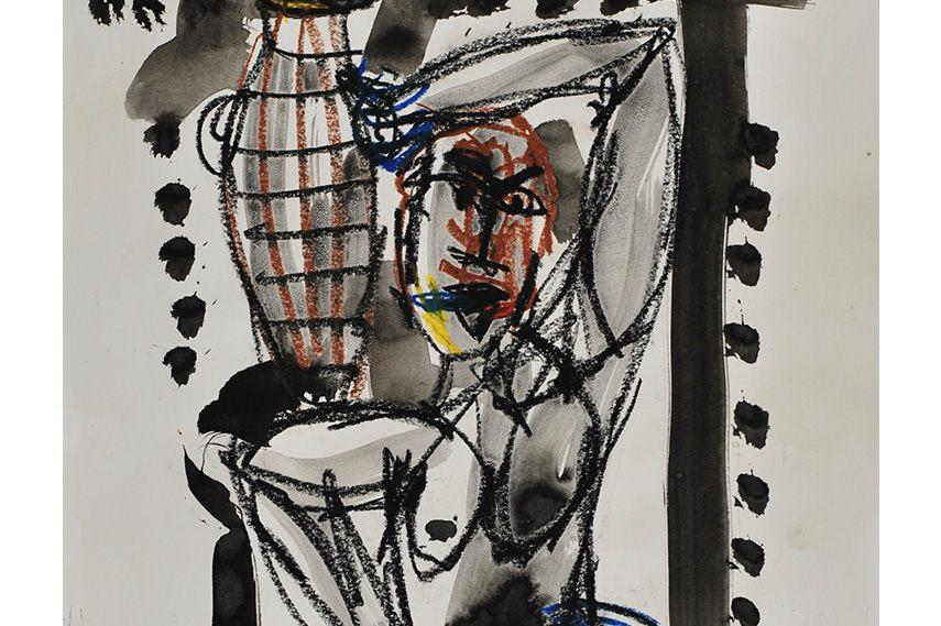 yves paintings 1960 paris work Jean - Yves Klein - artwork  (detail) blue monochrome painting 1962 1961