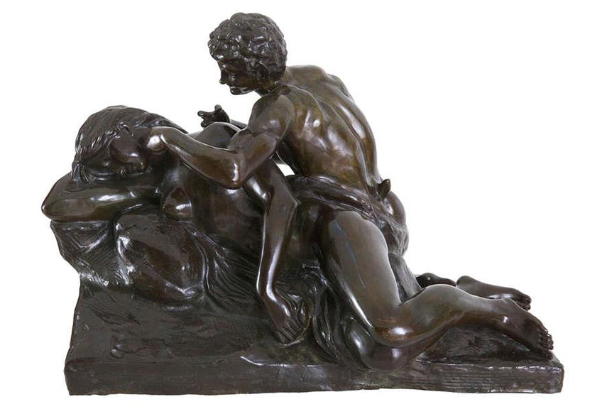 1852 1908 auction bronze artist bruxelles joseph price account log policy information page femme marble belgium brabo
