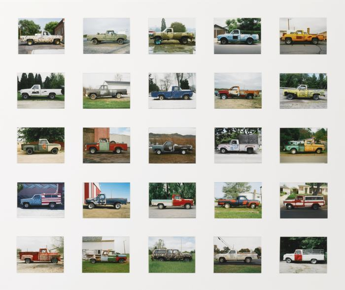 Jeff Brouws-Partially Painted Pickup Trucks (From American Typologies)-2006